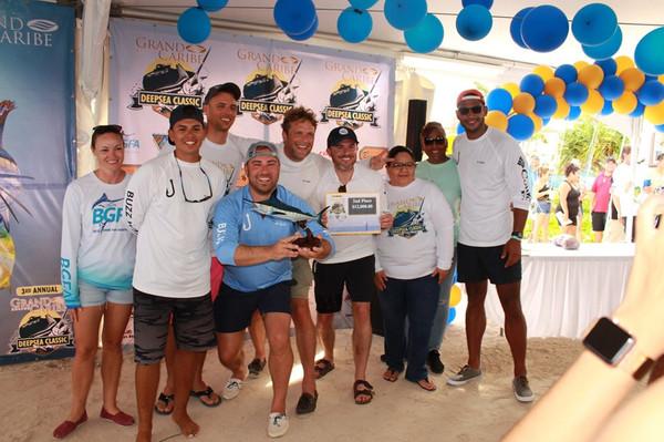 3rd Annual Grand Caribe Deep Sea Classic Fishing Tournament