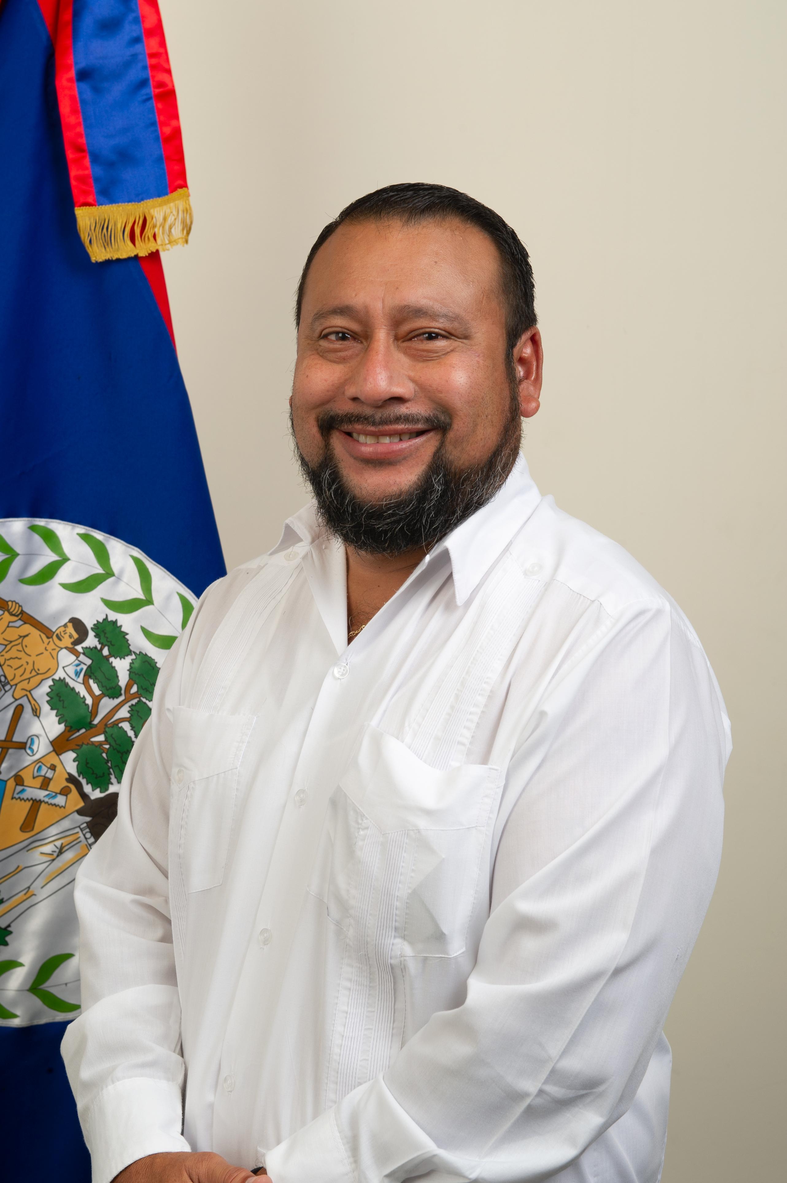 Hon. Jose Abelardo Mai