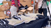 Belize Police Department Receives Donation of Bullet Proof Vests