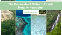 Consulate of Belize in Florida Newsletter, May Edition