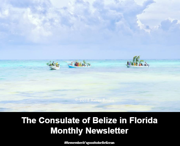 Consulate of Belize in Florida Newsletter, November Edition