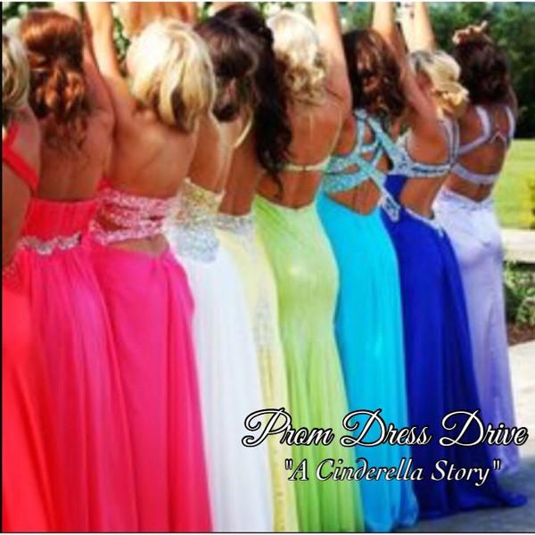 Prom Dress Drive: A Cinderella Story