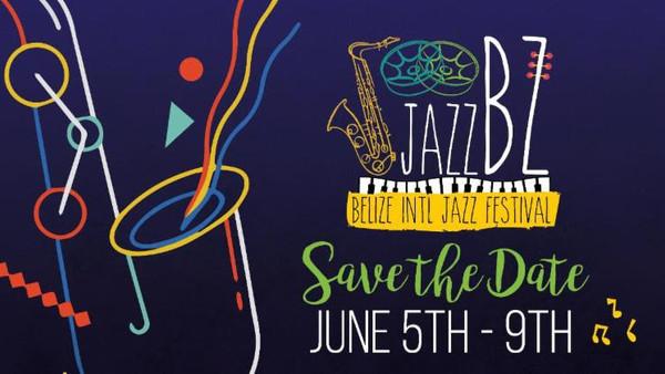 Press Release - 2019 Belize International Jazz Festival begins on Wednesday June 5th!