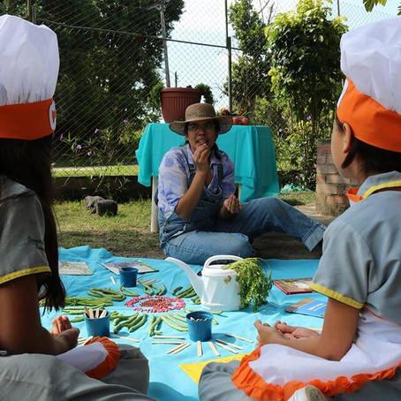 En Villagorgona se come con los cinco sentidos y el corazón