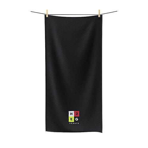H2EG Sports Polycotton Towel