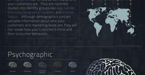 Marketing 101: Demographic vs Psychgraphic [Infographic]