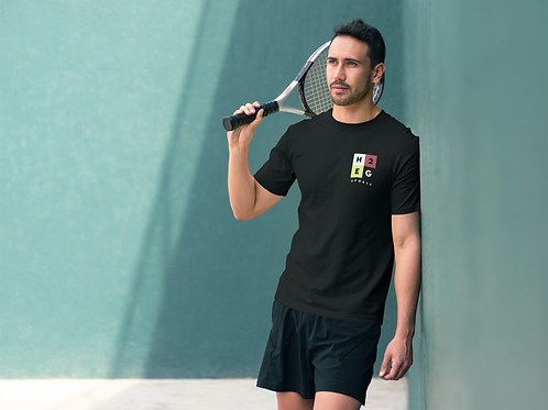 H2EG Sports Men's Tee