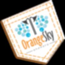 Orange Sky Showers Logo