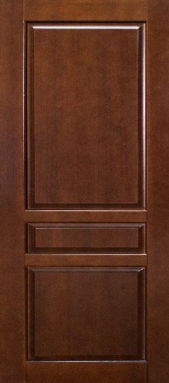 Межкомнатная дверь Турин из массива сосны