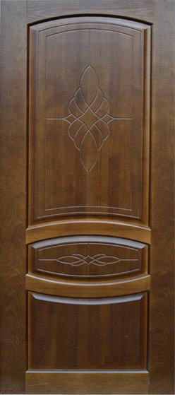 Межкомнатная дверь Милан из массива сосны