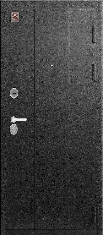 Центурион С-108 входная дверь черный муар