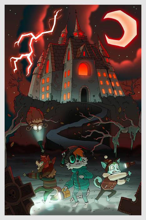 Halloween Commission