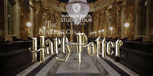 Warner Bros. Harry Potter Studio Tour