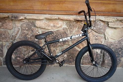 2022 Kink Curb Freestyle Matte Midnight Black