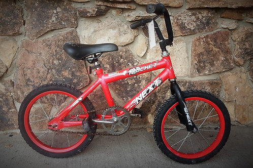 "Next Rocket 16"" Boy Bike"