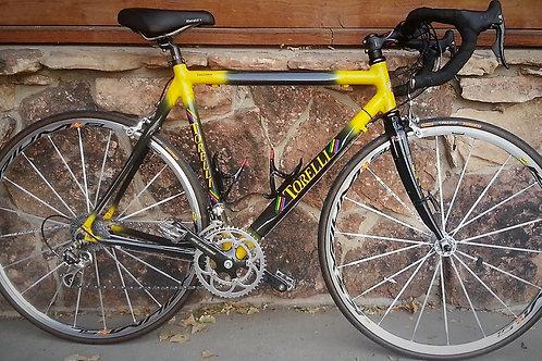 2011 Torelli Toccata 56cm Carbon Road Bike!