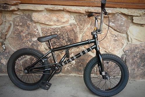 "2022 Kink BMX Carve 16"" Gloss Irredesent Black"