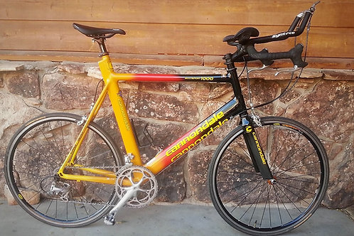 Cannondale Hand Built Multisport 1000 Time Trial Bike
