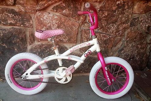 """Hello Kitty 14"""" Girls Bike"""