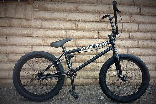 2022 Kink BMX Launch Gloss Irredesent Black