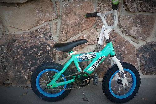 """Hot Wheels Kids 12"""" BMX"""