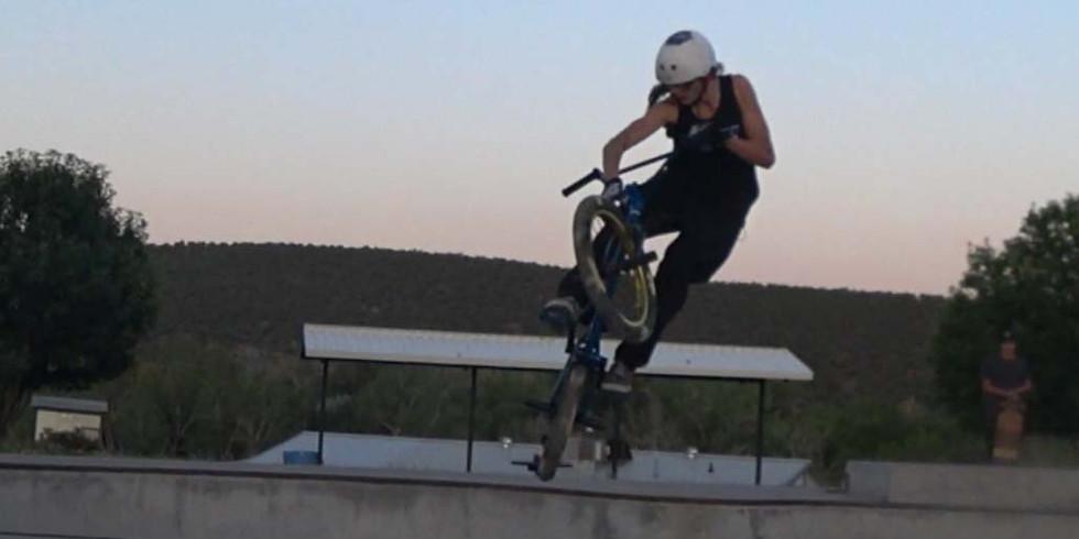 Cedaredge Skatepark Competition