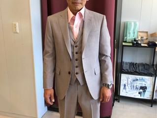 K様スーツのご紹介