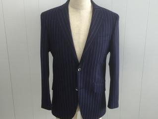 Y・M様 オーダースーツのご紹介です。