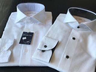 お客さまシャツ仕上がりのご紹介