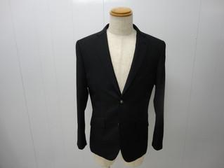 H様のスーツのご紹介です。