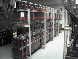 Storing Stationary Batteries