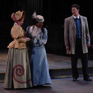 Lysander- A Midsummer Night's Dream - Colorado Shakespeare Festival