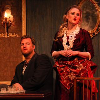 Valmont - Les Liaisons Dangereuses - AstonRep Theatre Company