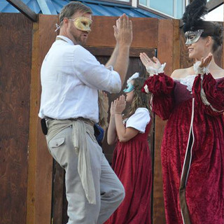 Benedick - Much Ado About Nothing - Montana Shakespeare Company