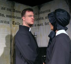 Father Flynn - Doubt - AstonRep Theatre Company