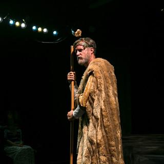 Duncan - Macbeth - Hawaii Shakespeare Festival