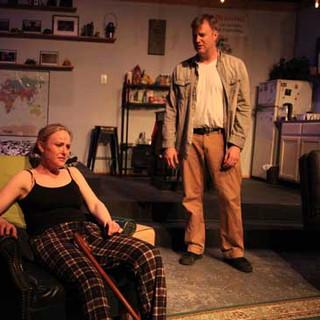 James - Time Stands Still - AstonRep Theatre Company