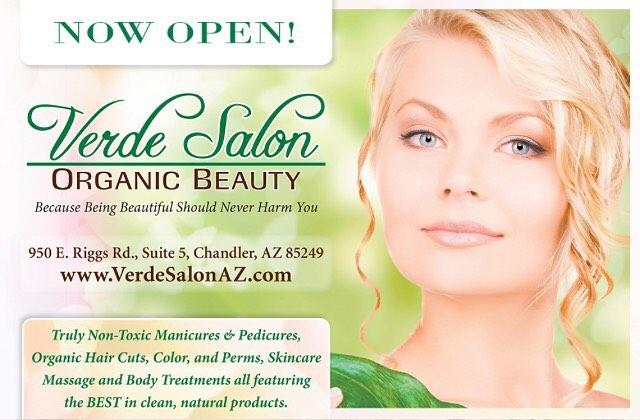 Verde Organic Salon