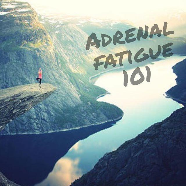 Adrenal Fatigue 101