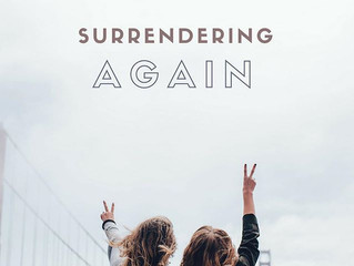 Surrendering Again