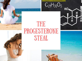 The Progesterone Steal