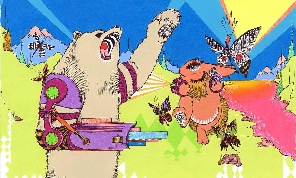 Bear and Rabbi
