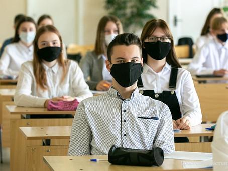 Выпускники гимназий сдали первое тестирование. Расписание экзаменов