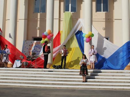 Концерт Дома культуры по случаю Дня защиты детей
