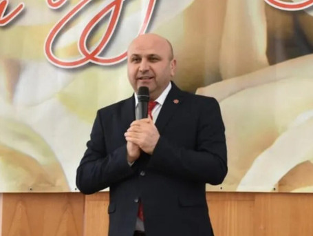 Примар г.Вулканешты поздравляет всех жителей с Днем города