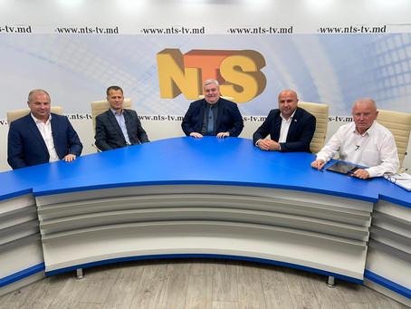 Дебаты | С. Анастасов, В.Петриоглу, А.Топал, Н.Готишан