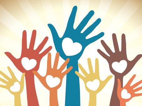 Прими участие в Региональной Неделе Волонтёрства