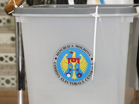 Вниманию избирателей города Вулканешты