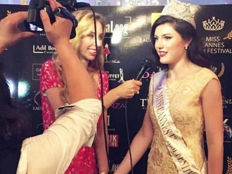Молдаванка выиграла престижный титул «Мисс Каннского кинофестиваля»