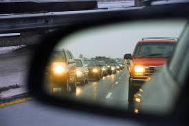 Вниманию водителей: с 1 ноября ездить нужно с включенным ближним светом фар